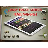 Touch Screen For IKALL N4 (1GB+16GB) 7 Inch Android 6.0 (4G Volte+Wi-Fi) Calling Tablet,Black,IKALL N4 Tablet Touch Screen