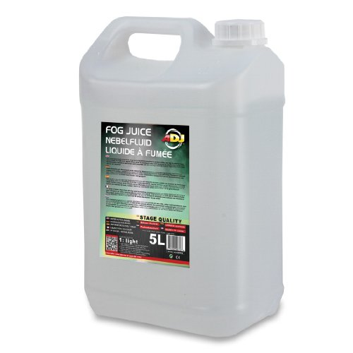 ADJ 5L Nebelflüssigkeit (Flüssigkeit Für Nebelmaschine)