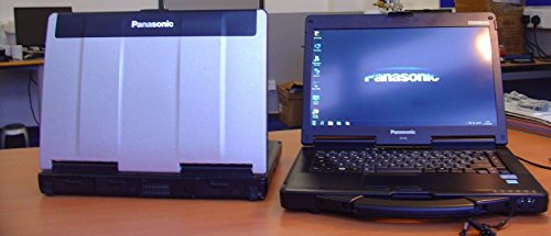 Panasonic CF-53 MK2 STD 14-inch LCD Toughbook  Intel Core i5-3320M 2 6GHz  4GB RAM  256 SSD HDD  Wi-Fi  Bluetooth  Windows 7 Professional