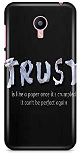 Expert Deal Best Quality 3D Printed Hard Designer Back Cover Case Cover For Lenovo ZUK Z1