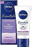 Nivea Sensitive Nachtpflege für Sensible Haut