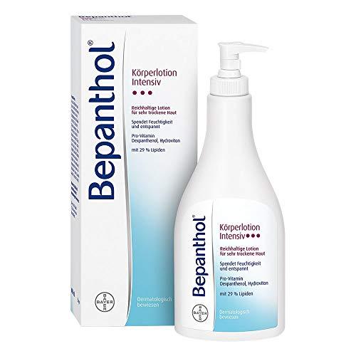Bepanthol Intensiv Körperlotion Spender, 400 ml
