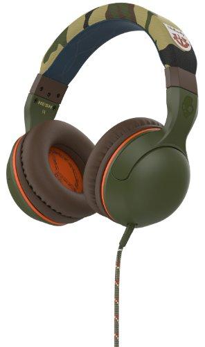 SkullCandy Hesh 2 Cuffie di Tipo Over-Ear, Microfono Incorporato, Multicolore