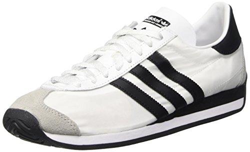 Adidas Country Og Scarpe Low-Top, Uomo Bianco