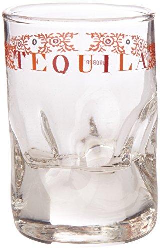 Durobor Duke-Set Tequila 81700 ml, 6 Stück
