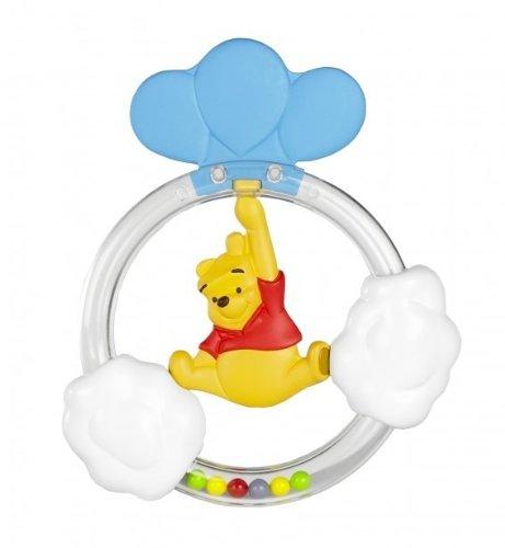 Tomy Disney Winnie the Pooh Teething Rattle