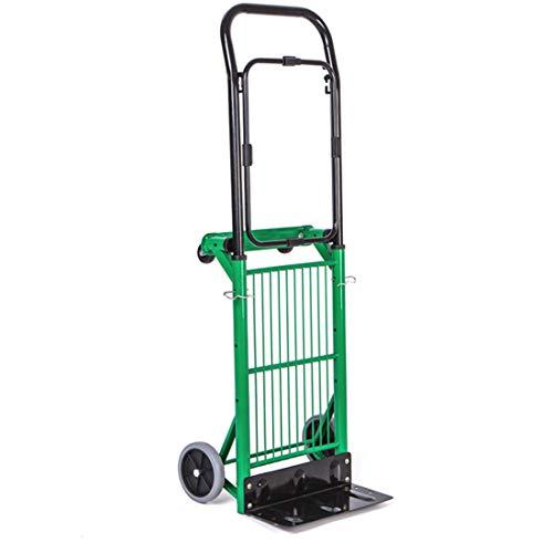 HDWY Multifunktions-Trolley für Essen Garten Tragbar Handwagen Faltbar Gepäckwagen Transporter