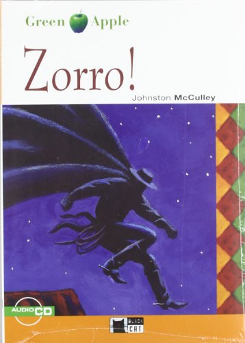 Zorro n/e (green apple) (black cat green apple)