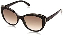 IDEE Gradient Cat Eye Womens Sunglasses - (IDS2269C1SG|54|Smoke Gradient Color)