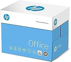 HP Kopierpapier Office CHP110: 80 g DIN-A4, 2500 Blatt (5x500) matt, weiß - Allround Kopierpapier für Büro