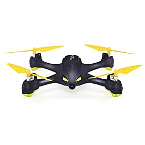 Goolsky H507A X4 Star Pro 720P HD Camera Drone Wifi FPV RC Quadcopter with Follow Me Mode Way Point GPS One-Key Return Phone App Remote Control Drone
