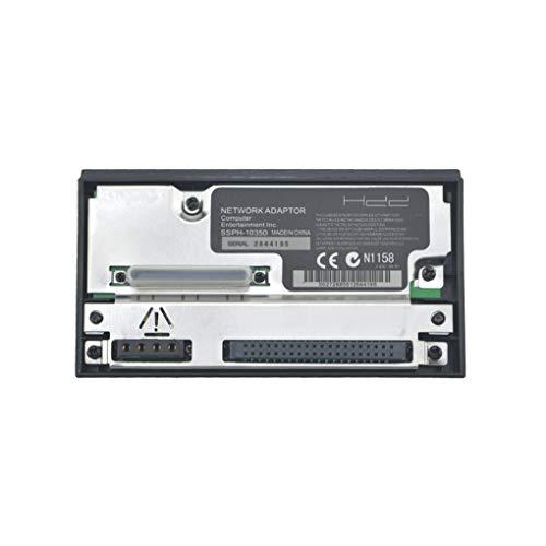 Meisijia SATA/IDE-Port Network Adapter HDD Adapter Festplatte Ersatz für Play Station 2 Spiele-Konsole (Netzwerk Ps2)
