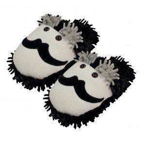 Baffi Fuzzy Friends pantofole