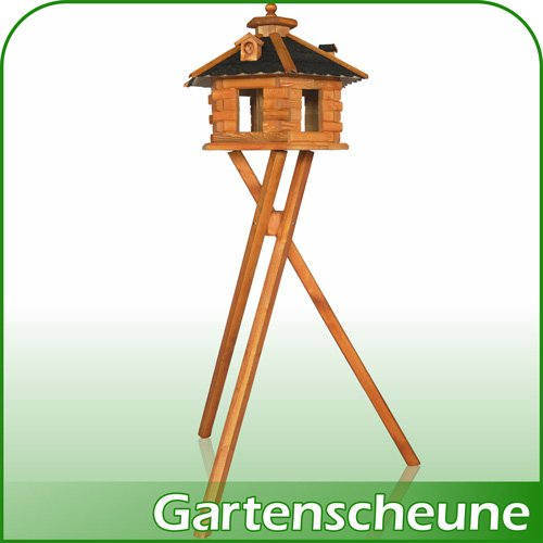 Vogelhaus inkl. Ständer - 2