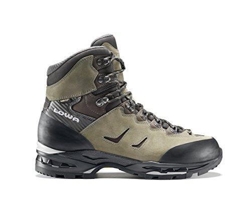 Lowa Camino GTX WXL Trekking scarpe (grigio scuro/nero) grigio scuro/nero