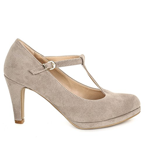 OBSEL: by Scarpe&Scarpe - Decolletè Donna Beige