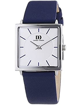 Danish Design Damen-Armbanduhr Analog Quarz Leder 3324517