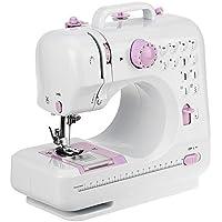 Mini máquina de coser manual electrica maquina coser portatil 12 Puntadas