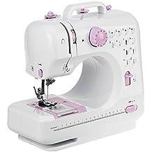 Mini máquina de coser manual domestica electrica maquina coser portatil 12 Puntadas