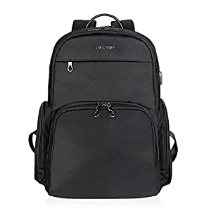 Laptop Backpack 15.6 Inch Fashion School Computer Backpack College Casual Daypack Travel Business Laptop Bag Water…
