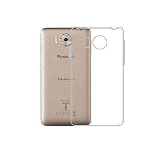 Case Creation 0.3MM Ultra Thin Flexible Back Case Cover for Panasonic Eluga Prim/Panasonic ELUGA Prim (3GB Ram) - The Absolute Smartphone