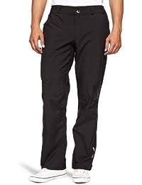 Helly Hansen Packable Pant - Pantalón para hombre, color negro, talla 5XL