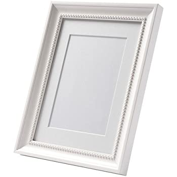 IKEA SONDRUM Rahmen In Weiss 13x18cm