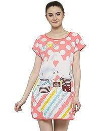 ICW Women's Nightwear Top (Free Size)