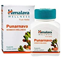 Himalaya Punarnava - Natural support for healthy kidney and urinary function - 120 kidney capsules (2 bottle) preisvergleich bei billige-tabletten.eu