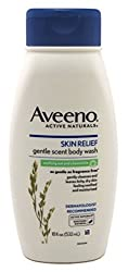 Aveeno Body Wash Skin Relief Oat & Chamomile 18 Ounce (532ml)