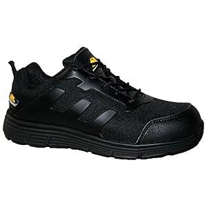 41QyPzmg4kL. SS300  - Zapatillas deportivas GR96 para hombre, con puntera de acero, ultraligeras y seguras