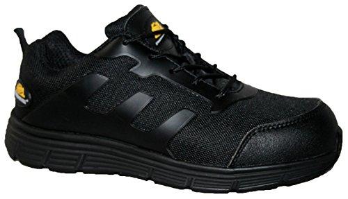 Groundwork ,  Herren Sneaker Low-Tops Schwarz / Schwarz