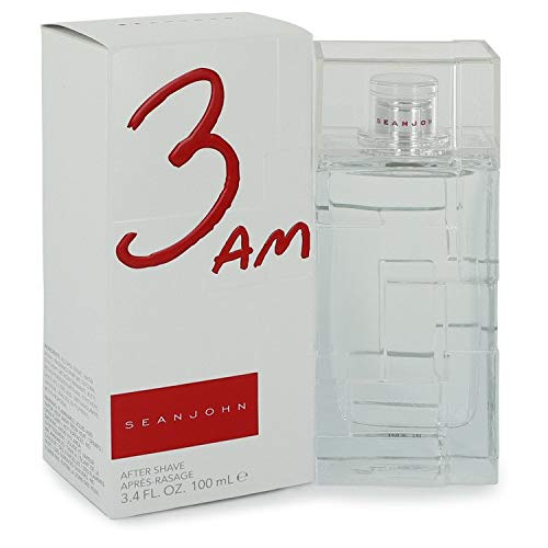 3AM Aftershave for Men 3.4 oz / 100 ml by Sean John by Sean John