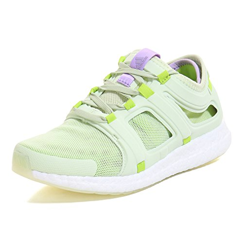 adidas CC ROCKET BOOST Chaussures de course Femme halo s16-semi solar slime-purple glow