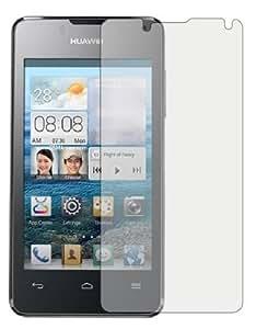 Huawei Ascend Y300 10 Stück LCD Screen Protector Guards Mit Poliertuch von Hülle Spyrox