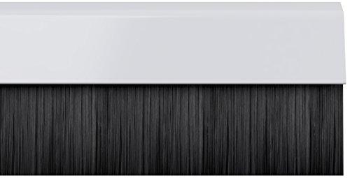 Blanco STORMGUARD 02SR0200914W 914mm Sello del cepillo inferior de la puerta