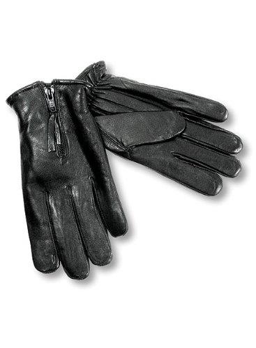 Interstate Leather Autoroutes Cuir pour Homme Basic doublé Gants