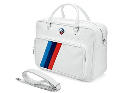 Preisvergleich Produktbild Original BMW Motorsport Heritage Duffle Retro Tasche Cross-Body-Gurt 80222445947