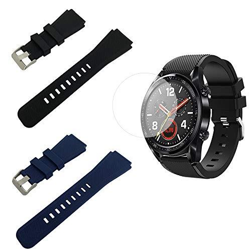 SourceTon - Correa Silicona Huawei Watch GT, Incluye