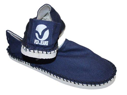 VOI , Baskets mode pour homme Bleu - Bleu marine