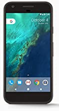 Google Pixel Phone 128 GB - 5 inch display ( Factory Unlocked US Version ) (Quite Black)(Versión EE.UU., importado)