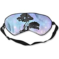 Bonsai Tree 99% Eyeshade Blinders Sleeping Eye Patch Eye Mask Blindfold For Travel Insomnia Meditation preisvergleich bei billige-tabletten.eu