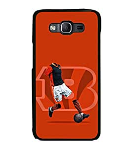 PrintVisa Ace Is King High Glossy Designer Back Case Cover for Samsung Galaxy On5 Pro