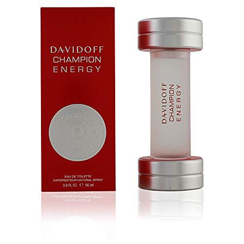 Davidoff Champion Energy homme/ men, Eau de Toilette, Vaporisateur/ Spray, 1er Pack, (1x 50 ml) -