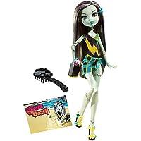 Monster High Gloom Beach Doll - Frankie Stein Doll