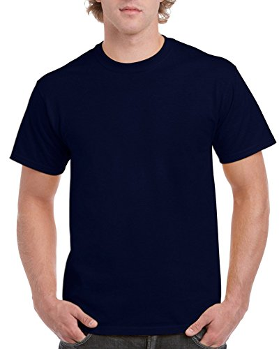 Gildan Ultra Cotton ™ Adult T-Shirt Blau - Navy