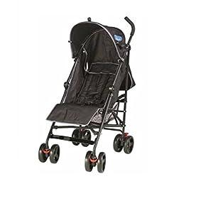 Babystart From Birth Pushchair - Black   7