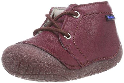 Richter Kinderschuhe Richie, Baby Mädchen Sneaker, Rot (Cardinal 4200), 19 EU (3 UK) -
