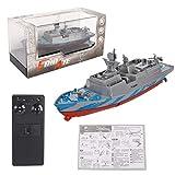 DoMoment Mini rc Boot Fernbedienung rc träger köder Boot Spielzeug Modell kriegsschiffe für Kinder Bad Spielzeug Kinder Outdoor Spiel rc Spielzeug