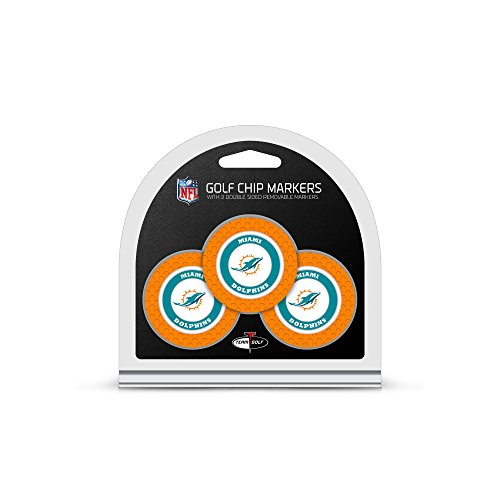 nfl-miami-dolphins-golf-chip-3-pack
